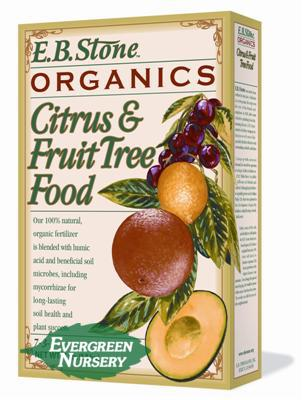 citrus and fruit fertilizer