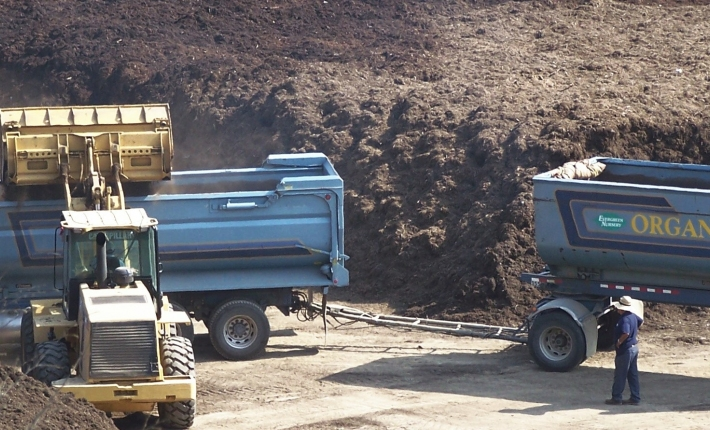 Evergreen Nursery Soil Delivery