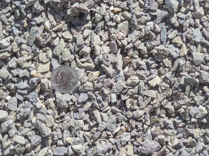 pea gravel rock