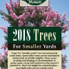 2018 Trees For Smaller Yards